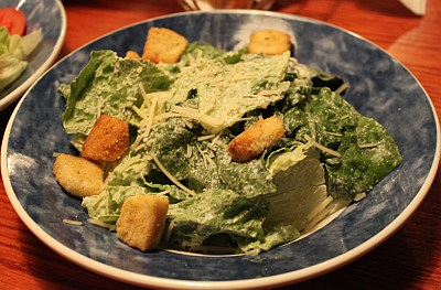 Red Lobster Ceasar Salad Dressing
