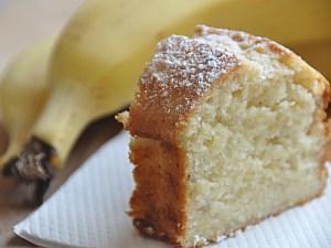 Banana Yoghurt Cake